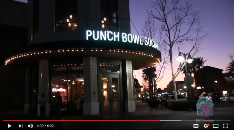 Punch Bowl Social Rancho Cucamonga
